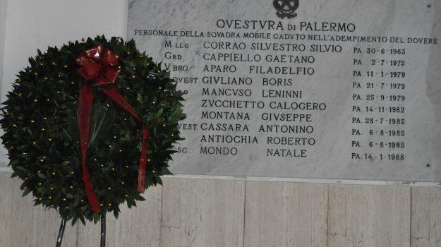 commemorazioni, Natale Mondo, Palermo, Cronaca