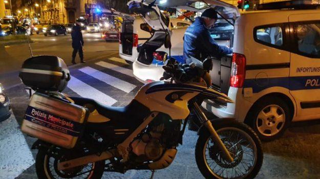 polizia municipale, Messina, Cronaca
