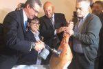 Prosciutto dei Nebrodi, riconosciuto come marchio collettivo di qualità