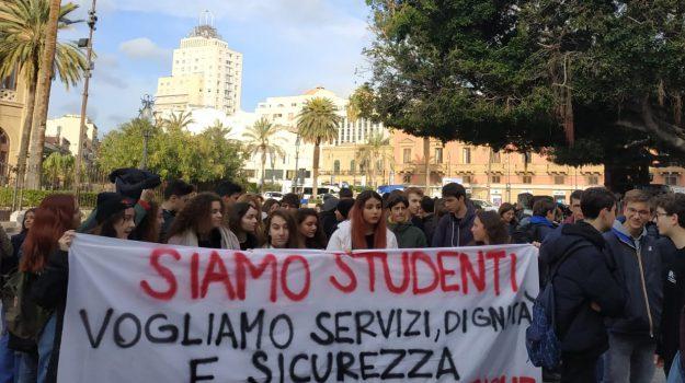 protesta, scuola, Palermo, Cronaca
