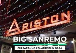 Sanremo 2020, da Rita Pavone ad Achille Lauro: ecco tutti i big in gara I 24 artisti e le loro canzoni al 70esimo Festival - Ansa