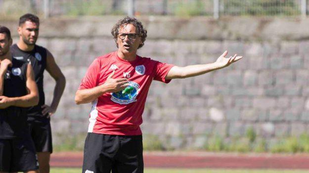 Serie C, negativi i test di giocatori e staff della Sicula Leonzio: ok agli allenamenti