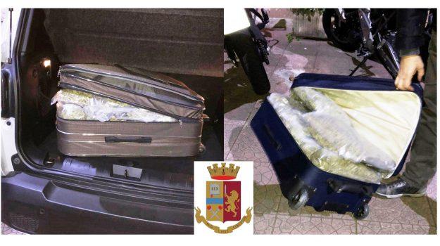 droga, Gela, Caltanissetta, Messina, Cronaca