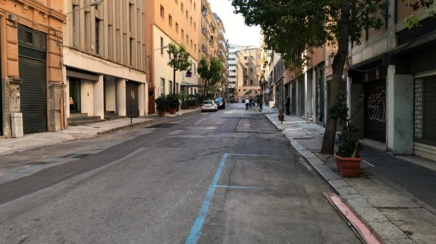 lavori, TRAFFICO, Palermo, Cronaca