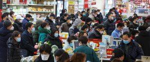 Cresce il numero dei contagiati dal virus in Cina