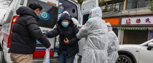 Il virus si diffonde sempre più in Cina