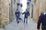 Controlli nel centro storico di Caltanissetta, sequestrati hashish e marijuana