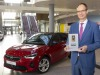 Opel Corsa riceve il premio Connected Car Award 2019