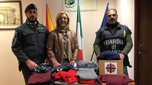 guardia di finanza, solidarietà, Palermo, Cronaca