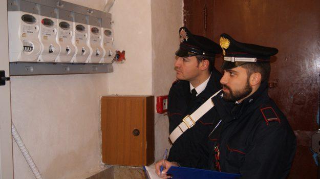 furto di energia, Palermo, Cronaca