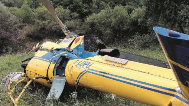 Incidenti aerei, Caltanissetta, Cronaca