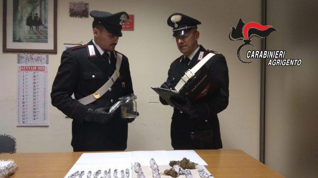 carabinieri, droga, licata, Agrigento, Cronaca