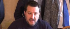 """Salvini a Palermo: """"Il ponte sullo Stretto? Sì, se con fondi privati"""""""