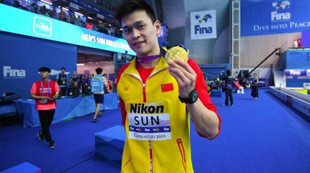 doping, olimpiadi, Sun Yang, Sicilia, Sport