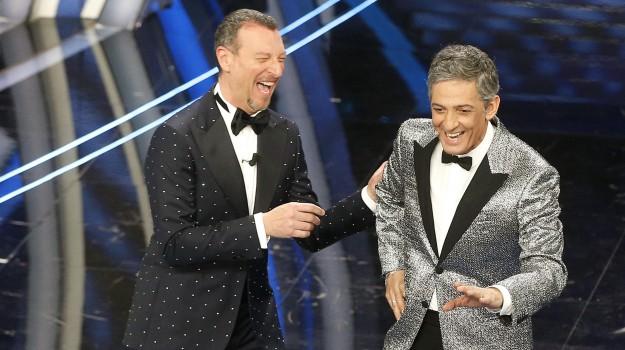 Sanremo 2020, Amadeus, Bugo, Diodato, Fiorello, Mogan, Tiziano Ferro, Sicilia, Sanremo
