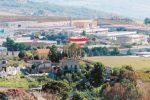 Zona industriale di Calderaro