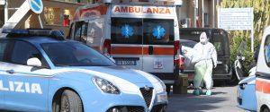 L'ospedale Cervello dove è ricoverata la turista di Bergamo