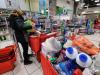 Paura per il coronavirus a Palermo, supermercati presi d'assalto in città