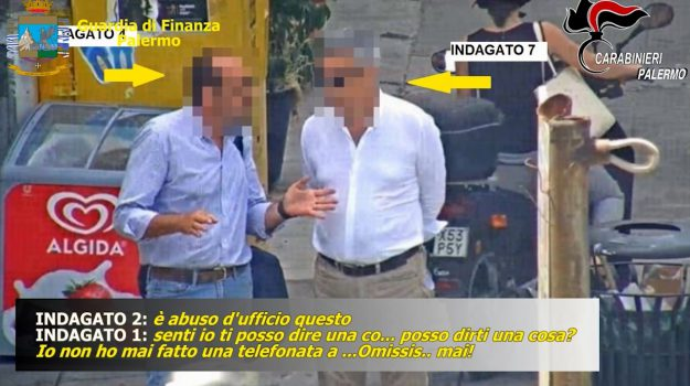 corruzione, Palermo, Cronaca