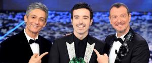 Sul palco insieme al vincitore di Sanremo 2020, Diodato