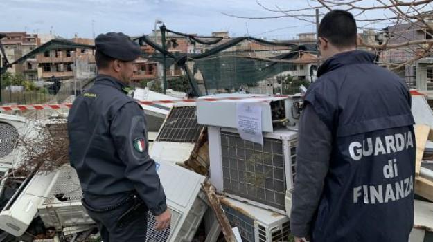 ambiente, rifiuti, Messina, Cronaca