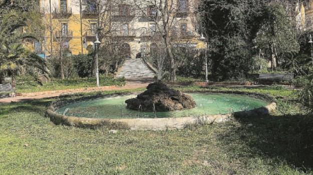 verde pubblico, Caltanissetta, Cronaca