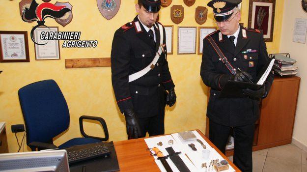 armi, Racalmuto, Agrigento, Cronaca