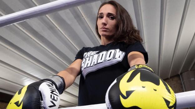 kickboxing, violenza sulle donne, Gloria Peritore, Agrigento, Sport