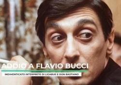 Le grandi interpretazioni di Flavio Bucci, da Ligabue a don Bastiano Nato a Torino, di origini molisane, è morto a 72 anni - Ansa