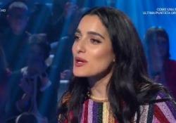 Levante parla per la prima volta di Diodato: «Sono contenta per lui, se lo merita» La cantante ospite di Mara Venier a «Domenica In» - Corriere Tv