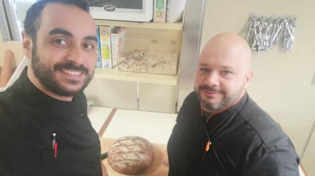 Luca Ficara, Sicilia, Mangiare e bere
