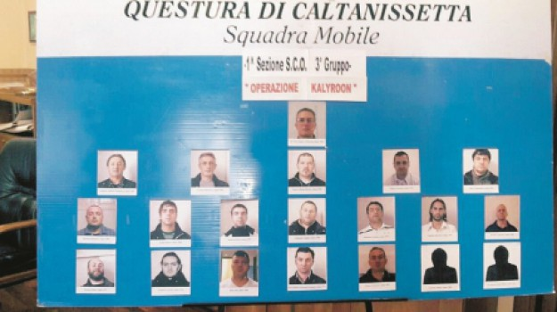 droga, mafia, prostituzione, Caltanissetta, Cronaca