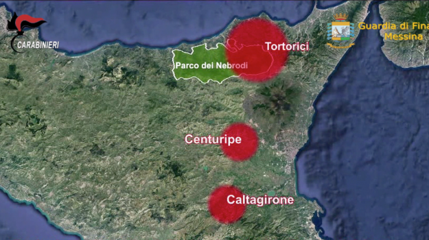 mafia, nebrodi, Messina, Cronaca