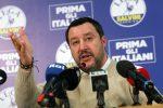 """Salvini a Mattarella: """"A Catania chiedo processo giusto"""""""