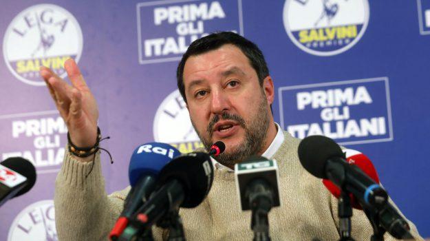 migranti, Matteo Salvini, Sicilia, Politica