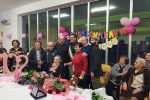 Grande festa a Sinagra, nonna Mercedes spegne 102 candeline