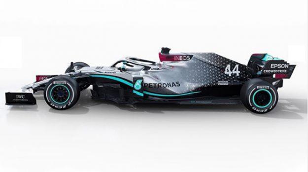 f1, Mercedes, Sicilia, Sport