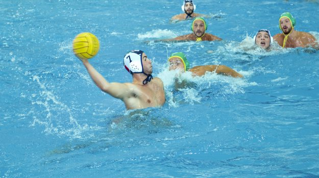 ortigia siracusa, pallanuoto, telimar palermo, Sicilia, Sport