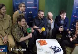 """Sanremo, i Pinguini Tattici Nucleari ai microfoni di Rgs: """"Abbiamo creato un genere tutto nostro"""""""