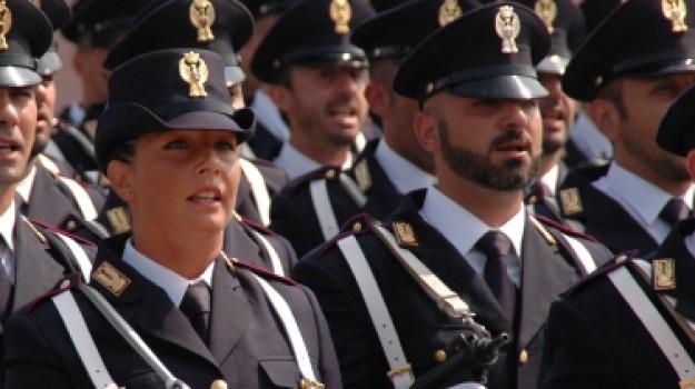LAVORO, polizia, Sicilia, Economia