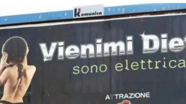 pubblicità, Ragusa, Cronaca