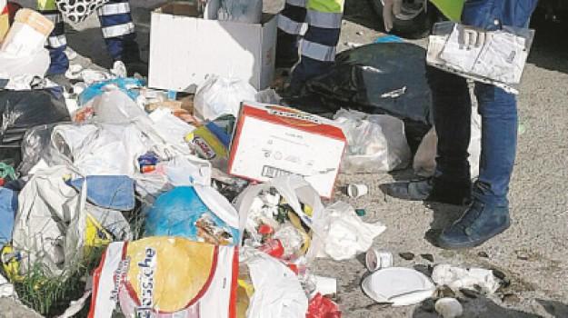 rifiuti, Agrigento, Economia