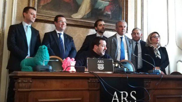 ars, Lega, Matteo Salvini, Sicilia, Politica