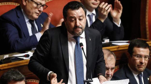 Open Arms, Matteo Salvini, Sicilia, Politica