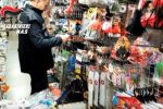 Carnevale, prodotti pericolosi per la salute sequestrati a Catania