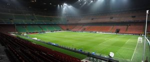 San Siro resterà vuoto: slitta Inter-Sampdoria