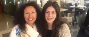 Nella foto: Laura Turdo e la mamma Caterina Clemente
