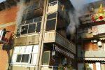 Incendio in casa a San Giovanni la Punta, morta una 72enne