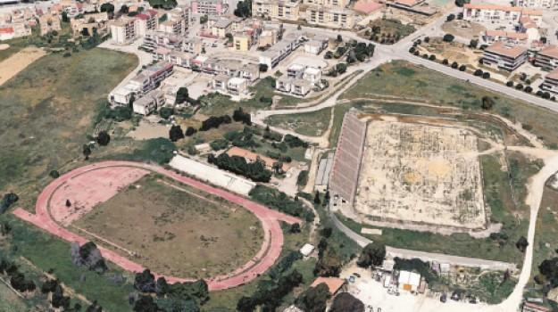 infrastrutture, Lillo Firetto, Agrigento, Economia