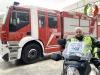 Motoclub vigili fuoco di Terni in aiuto ai malati